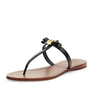 Tory Burch Leighanne Bow Thong Sandal